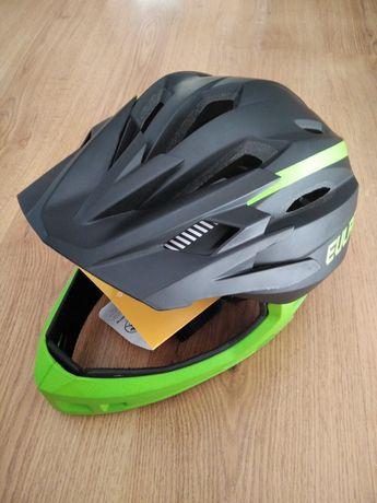 Eulant kask rower, BMX, Enduro, Downhill roz. 52-56 cm.