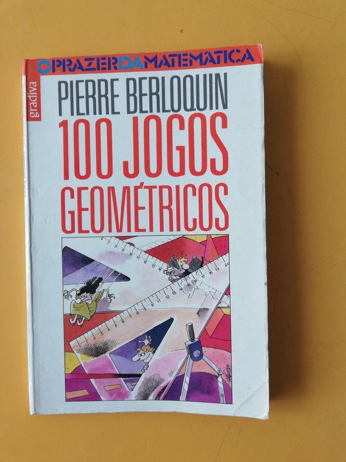 100 jogos geométricos Oliveira De Azeméis, Santiago De Riba-Ul, Ul, Macinhata Da Seixa E Madail - imagem 1