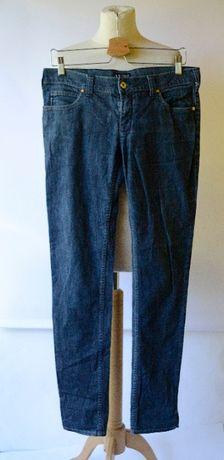 Spodnie Armani Jeans Dzinsowe Rurki 30 L 40 Jeansowe AJ Zara Lacoste