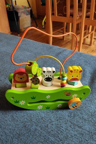 Zabawka łódka przeplatanka Smiki