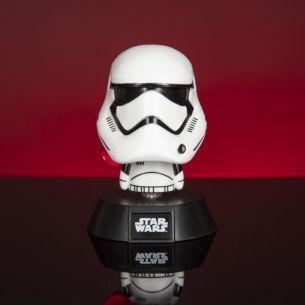 """Candeeiro Star Wars """"First Order Stormtropper"""""""