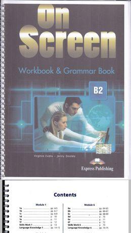 on screen b2 workbook pdf ЕЛЕКТРОННИЙ
