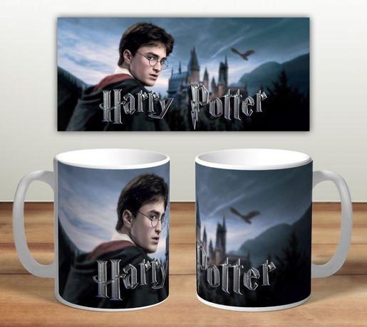 Гарри Поттер кружка Harry Potter Cup Гриффиндор