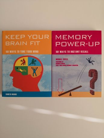 Keep your brain fit Memory power up Gareth Moore Michael Tipper