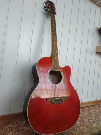 Акустична гітара Leoton з чохлом