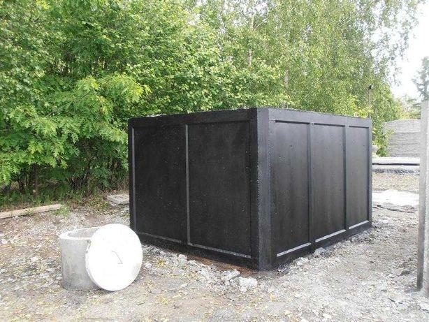 Szambo szamba betonowe 4, 5, 6, 8, 10-12m3 Ostrowiec Świętokrzyski