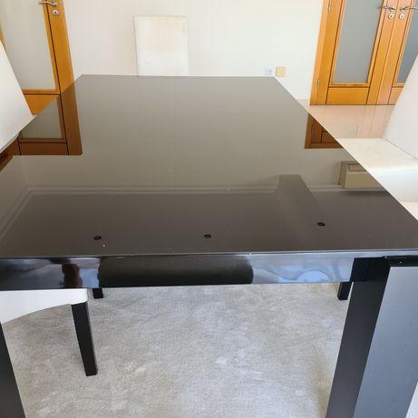 Mesa de sala extensível