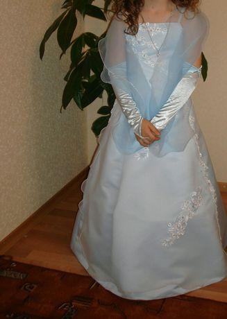 Платье на выпускной в дет.саду, Нарядное платье