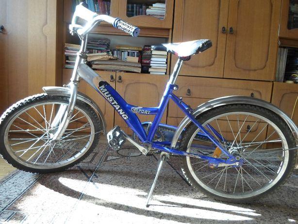 "Дитячий велосипед Mustang, колеса 20"""