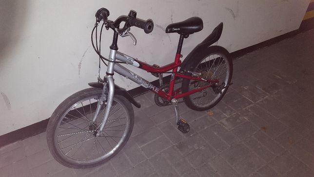 Sprzedam rower dziecięcy Unibike Pilot 20 cali