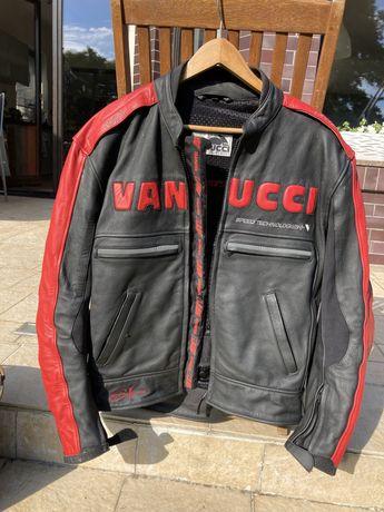 Kortka skorzana motocyklowa vanucci