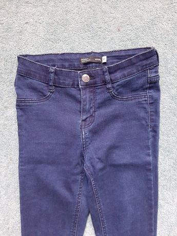 Spodnie damskie Sinsay dżinsowe r. 32 (XXS)