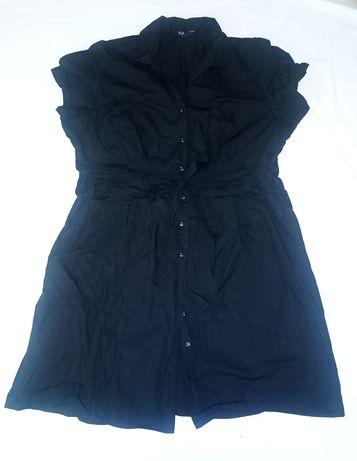Sukienka czarna rozm 50