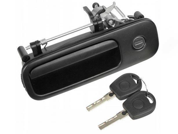 Puxador Canhão Porta Mala+Chaves VW Golf 3/4 Caddy Polo Sharan (NOVO)