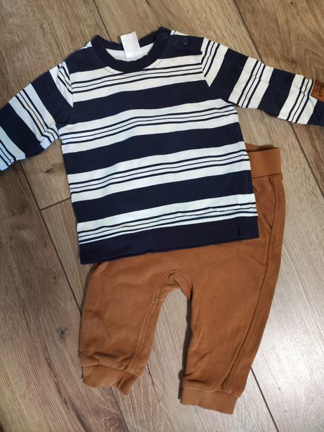 Комплект HM штани і реглан