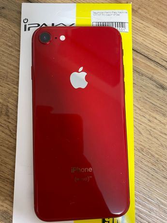 iPhone 8, 256 gb, red