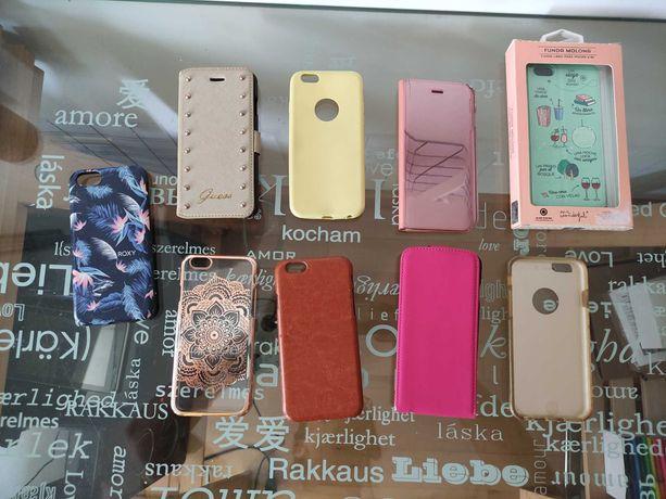 Capas Variadas Iphone 6
