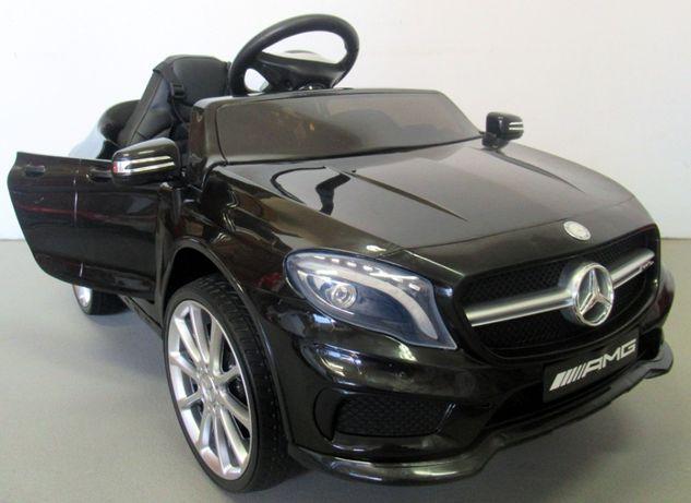 Mercedes GLA AMG Auto AKUMULATOR MOTOR Elektryczny Samochod SUV Dzieci
