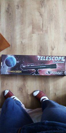 Używany teleskop