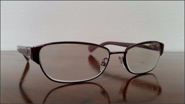 Okulary damskie MaxMara MM1150,oprawki, etui