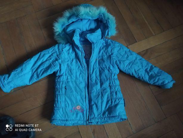 Зимняя куртка. Размер 98. Дешево!