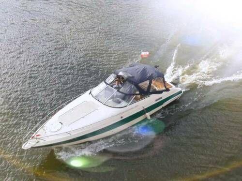 Łódź Motorowa kabinowa CHRIS CRAFT Jacht pełnomorski Spacerowy