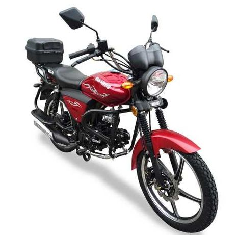 Новый скутер ALFA FIT MT125-8 ARTMOTO