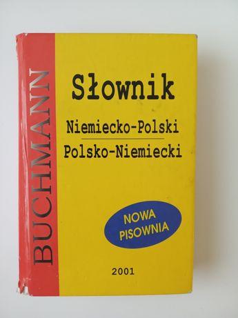 Słownik niemiecko-polski/polsko-niemiecki