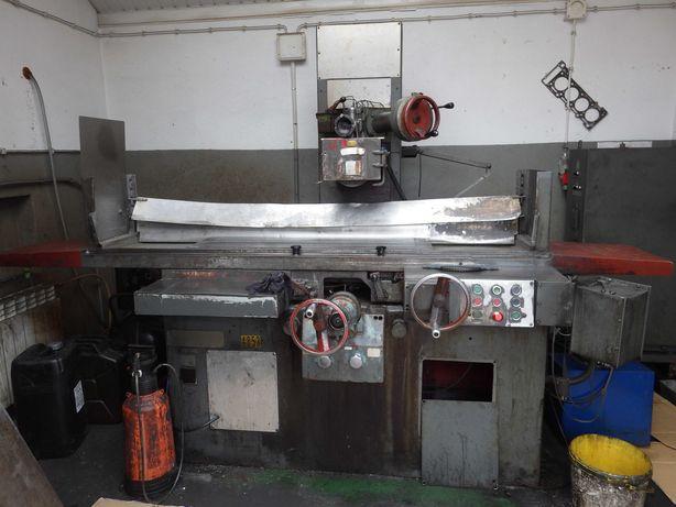 Maszyna do planowania głowic, szlifierka firmy TOS HOSTIVAR