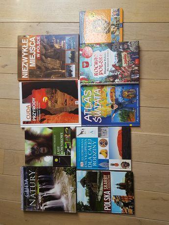 Książki przyrodnicze