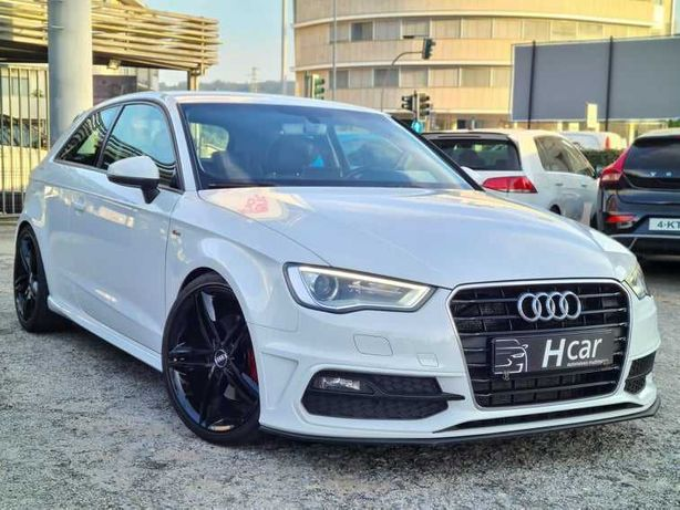 Audi A3 2.0 Tdi 150cv S Line Plus