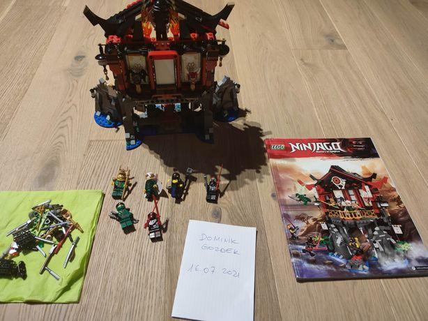 LEGO ninjago 70643 świątynia