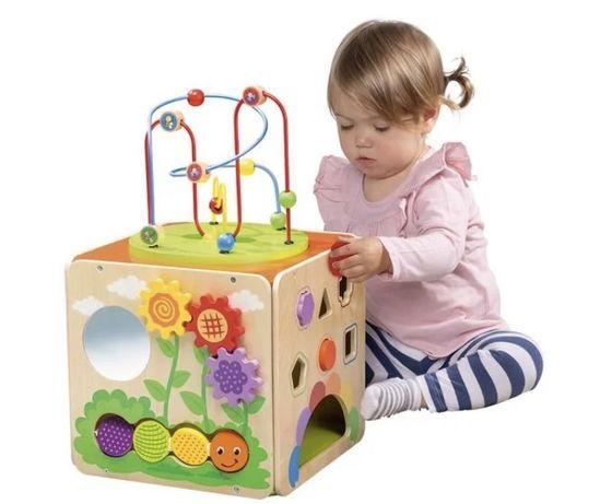 Развивающие игрушки из дерева playtive Германия