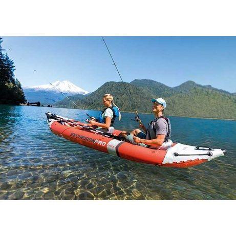Kayak Insuflável c/ 2 Remos 384x94x46cm *Artigo Novo*