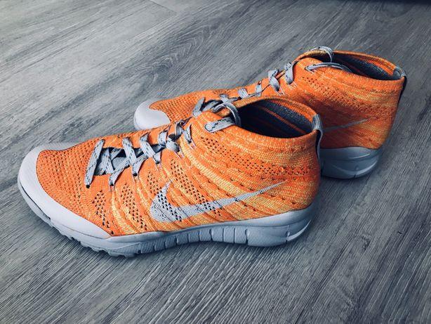 Nike Flyknit Trainer Chukka Fsb (Total Orange)