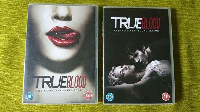 True Blood sezony 1 i 2 po angielsku