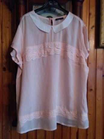 Bluzka rozowa- mohito 44- tanio, okazja