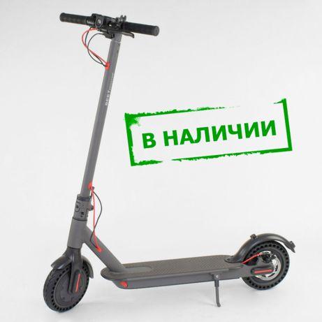 Электросамокат BestScooter 8,5 - Серый. Есть в наличии Киев
