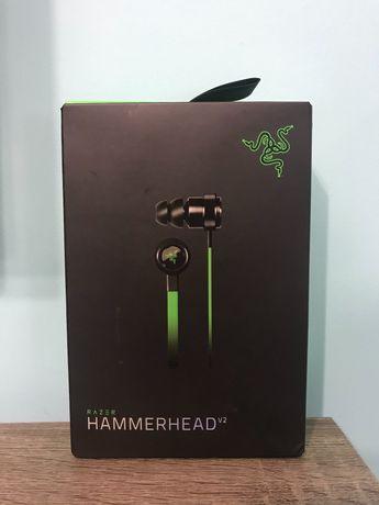 Słuchawki douszne (Razer HammerHead v2)