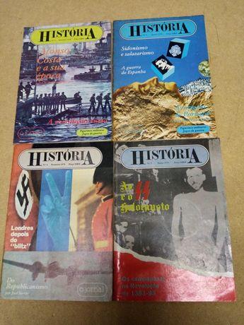 """Revistas Historia """"o Jornal"""""""