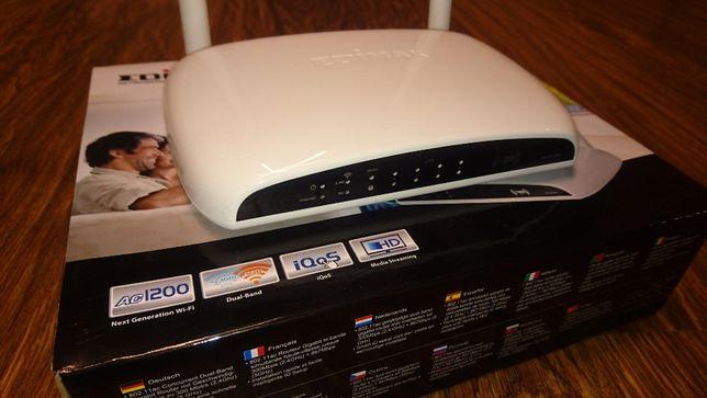 Router Wi-Fi Edimax DualBand AC1200 BR-6478AC