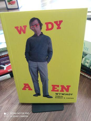 Woody Allen Wywiady zebrał Robert E. Kapsis