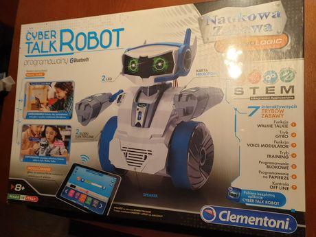 Robot Clementoni nowy folia