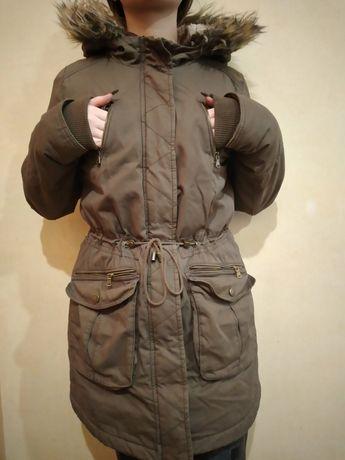 Парка, куртка, пальто, демисезонная, зимняя