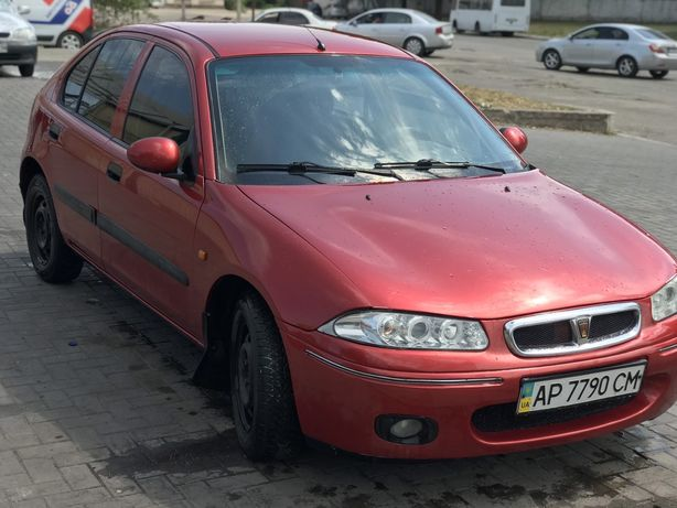 Rover 200, 1.4 газ бензин