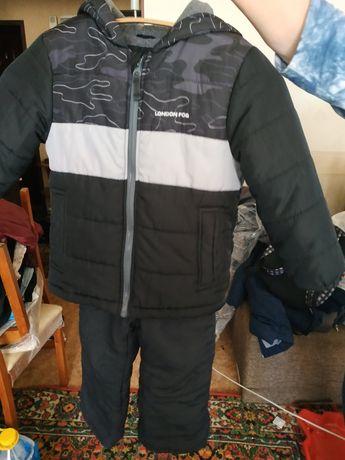 Комбез и куртка на 5-6 лет