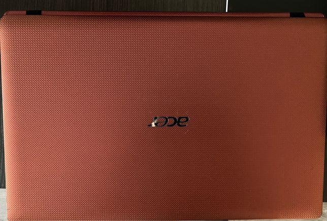 Продам ноутбук Aspire 5552g-P543G50M