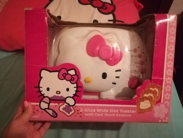 Torradeira Hello Kitty nova
