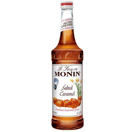 """Сироп для кофе MONIN """"Соленая карамель"""" 1л ПЭТ. Арт 17530"""