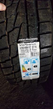 Нові шини 235/45/17 Premiorri
